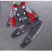 SL0120 ชุดแฟนซีเด็ก ชุดนอนเด็ก แขนยาวขายาว ลายซุปเปอร์ฮีโร่ ธอร์ เทพเจ้าสายฟ้า (3ชิ้น)
