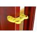 it0039 ที่กั้นประตู กันประตูหนีบเด็ก ช่วยให้ลูกน้อยไม่โดนประตูหนีบ