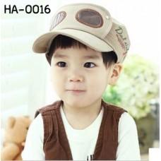 HA0016 หมวกหนุ่มน้อยนักบินเท่ห์ๆ มี 5 สี