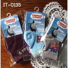 it0135 ถุงเท้าโทมัส Thomas แพ็ค 2 คู่