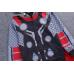 CO0094 เสื้อกันหนาวเด็ก แขนยาวซิปหน้าพร้อมฮู้ด ลายซุปเปอร์ฮีโร่ ธอร์ เทพเจ้าสายฟ้า